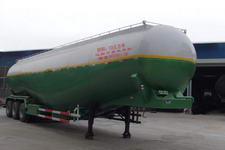陆锋12.4米27.4吨3轴低密度粉粒物料运输半挂车(LST9402GFL)