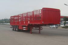 神狐13米33吨3轴仓栅式运输半挂车(HLQ9406CCY)