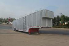 神狐13.8米9.6吨2轴车辆运输半挂车(HLQ9200TCL)