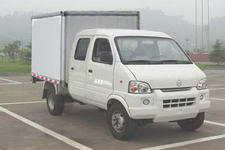 南骏牌CNJ5020XXYRS28M1型厢式运输车