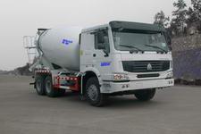 江特牌JDF5250GJBZ型混凝土搅拌运输车