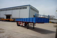 东风8.3米10吨1轴半挂车(DFZ9130SZ)