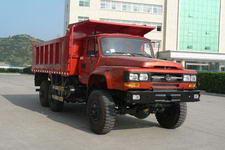 万山牌WS3250F型重型越野自卸车图片