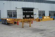 驼山12.5米35.7吨3轴集装箱运输半挂车(WFG9403TJZ)