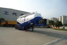 厦工牌XXG9400GFL型中密度粉粒物料运输半挂车图片