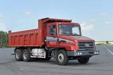 解放牌CA3252K2T1A1E型�L�^柴油自卸汽��D片