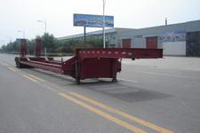 冀骏16米30吨4轴低平板半挂车(HJT9402TDP)
