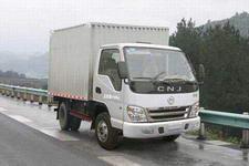 南骏牌CNJ5040XXYWDA26M1型厢式运输车