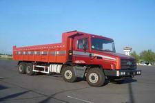 解放牌CA3313K2T4E型�L�^柴油自卸汽��D片