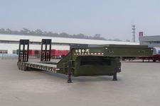 陆锋16米25吨6轴低平板半挂车(LST9401TDP)