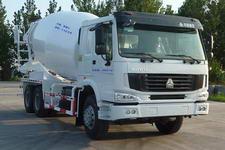景阳岗牌SFL5252GJB型混凝土搅拌运输车