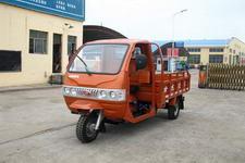 世杰牌7YJZ-850D型自卸三轮汽车