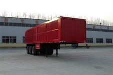粱锋10.5米33吨3轴厢式运输半挂车(YL9400XXY)
