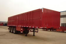 宇田11米32.1吨3轴厢式半挂车(LHJ9400XXY)