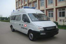 威斯坦牌BSY5040XJH4型救护车