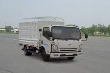 华凯牌CA5040CCYKBLBP2型仓栅式运输车