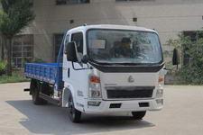 重汽HOWO轻卡国三单桥货车99-116马力5吨以下(ZZ1047D3414C145)