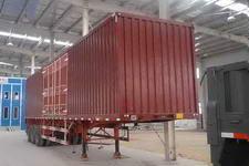 驼马牌SDA9400XXY型厢式运输半挂车