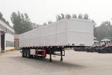 粱锋14米32吨3轴厢式运输半挂车(YL9402XXY)