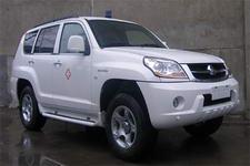 猎豹牌CFA5039XFYE型防疫车图片