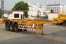 广正牌GJC9370TJZG型集装箱运输半挂车