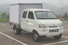 南骏牌CNJ5030XXYRS28BC型厢式运输车
