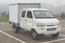 南骏牌CNJ5030XXYRS28M型厢式运输车