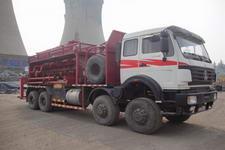 华油牌HTZ5290TYG型压裂管汇车