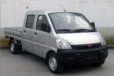 五菱国四微型双排座货车107马力1吨(LZW1029SPF)