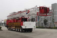 华油牌HTZ5540TZJ20型钻机车