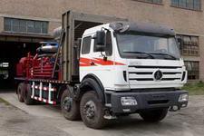华油牌HTZ5340TYL200型压裂车