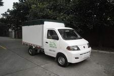达福迪牌JAX5020CPYBEVF120LB15M1X1型纯电动蓬式运输车图片
