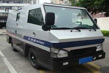 海鸥牌SLX5041XYCC型防弹运钞车