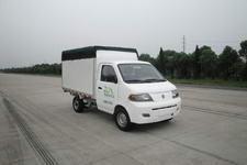 达福迪牌JAX5020CPYBEVF135LAB15M1X1型纯电动蓬式运输车图片
