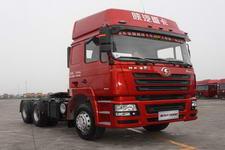 陕汽牌SX4257NR324HM型甲醇柴油双燃料牵引汽车图片
