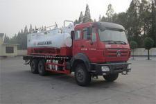 宝涛牌JHX5220TJC型洗井车图片