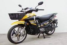 金山牌JS110-16S型两轮摩托车图片