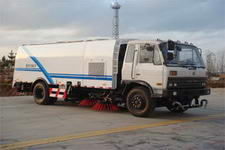 远威牌SXQ5160GSL型清洗扫路车图片