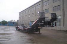 青专14.1米26.6吨3轴商用车辆运输半挂车(QDZ9370TSCL)
