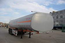 凯萨特牌ZGH9404GRY型易燃液体罐式运输半挂车