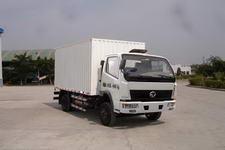东风南充国四单桥厢式运输车107马力5吨以下(EQ5041XXYN-40)