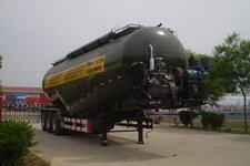 成事达11.7米28.4吨3轴低密度粉粒物料运输半挂车(SCD9401GFL)