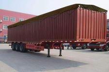 吉运牌MCW9402CPY型蓬式运输半挂车图片
