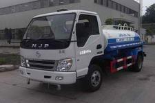 南骏牌NJP5820SS型洒水低速货车图片