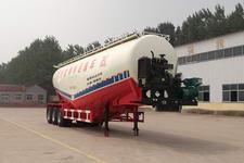 粱锋13米27.6吨3轴低密度粉粒物料运输半挂车(YL9401GFL)