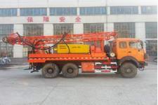 物探牌WTJ5205TZJ型钻机车