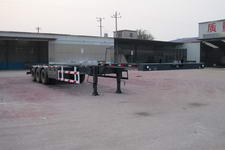 MJZ9401TJZG型通广九州牌集装箱运输半挂车图片