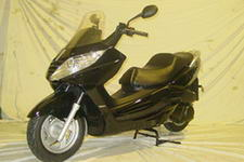 本菱牌HL250T-C型两轮摩托车