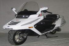 本菱牌HL150T-A型两轮摩托车