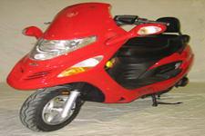 本菱牌HL125T-B型两轮摩托车